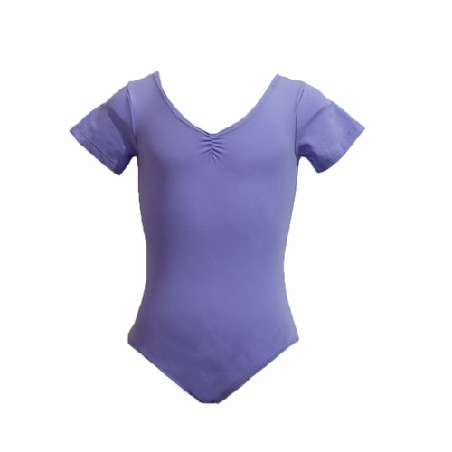 Childs Cap Sleeve Leotard