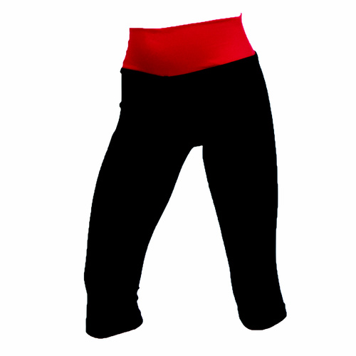 Childs Essential Wide Band 3/4 Legging -  C/Band