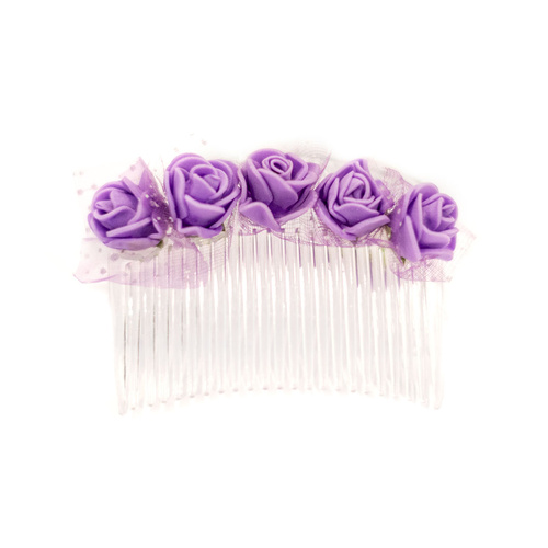 Alicia Flower Bud Comb