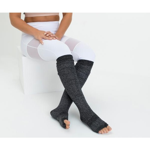 Over The Knee Non Slip Grip Socks