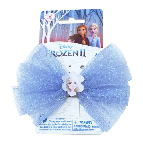 Frozen 2 Elsa Sparkling Hair Bow