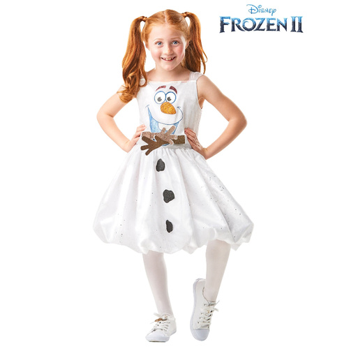 Olaf Frozen 2 Dress