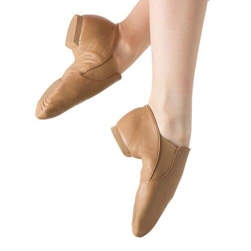 Bloch - Elasta Boot Jazz Shoe