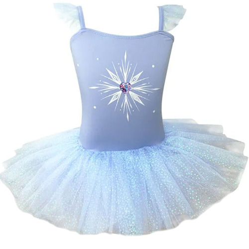 Frozen 2 Elements Tutu